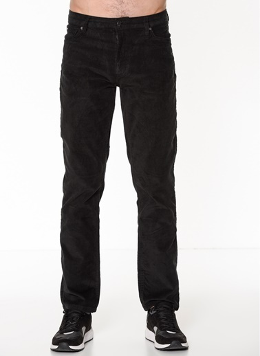 Lee Cooper Kadife Pantolon Siyah